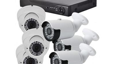 Instalação de Câmeras